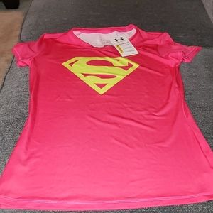 Under Armour Fitted Heatgear Top